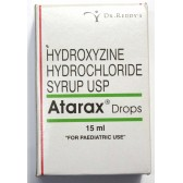Atarax drops 15ml