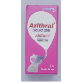 Azithral  liquid  200 15ml